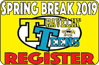 School Break Camp Register
