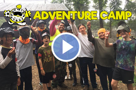 Adventure Camp Video