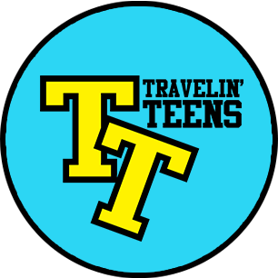 Travelin' Teens logo