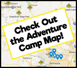 Adventure Camp Map
