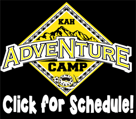 Adventure Camp Schedule link